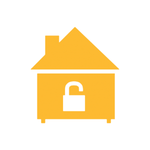 Residential Lock icon